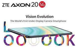 Cellulari: zte axon 20 5g  zte axon 20  axon 20 5g