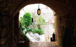 Viaggi: Èze, il villaggio medioevale sulla costa azzurra tra Montecarlo e Nizza