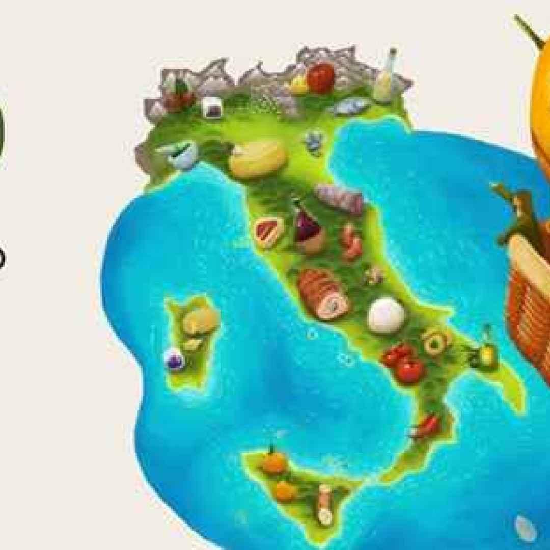 cibo food android iphone italia apps