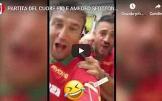 Calcio: spettacolo calcio video tv ridere