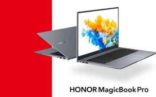 honor magicbook pro  honor magicbook