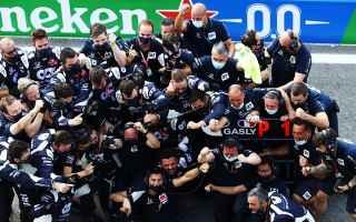Formula 1: italiangp  alphatauri  f1  gasly  sainz