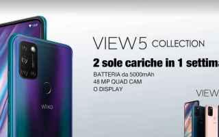 Cellulari: wiko view 5  wiko view 5 plus  wiko