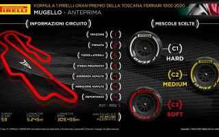 Formula 1: tuscangp  gp toscana  pirelli  f1