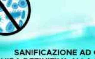 Salute: generatore  ozono  sanificazione  covid
