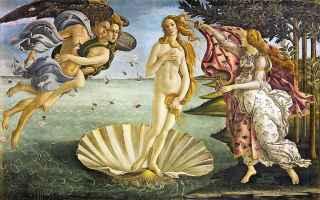Cultura: afrodite  allegoria  botticelli  cupido