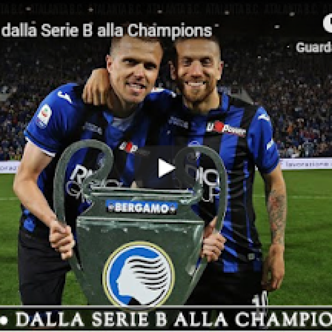 atalanta video calcio storia bergamo