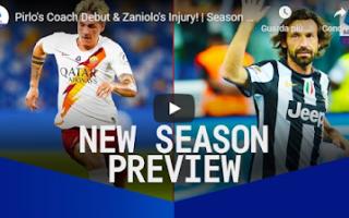 Serie A: calcio video serie a tim italia