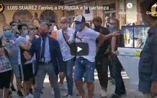Calcio: perugia italia video suarez juventus