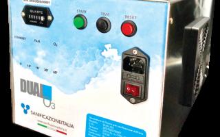 sanificazione  ozono  covid  covid19