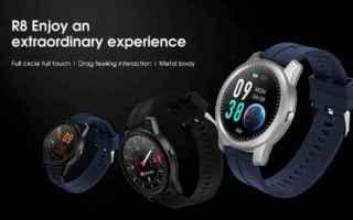 Gadget: Elephone R8. In promo lancio il nuovo sportwatch low cost iper autonomo