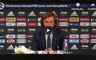 Serie A: juventus juve calcio video pirlo