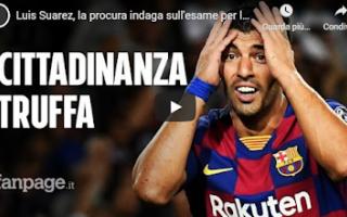 Calcio: truffa cronaca video suarez italia