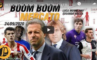 Calciomercato: juve juventus video mercato calcio