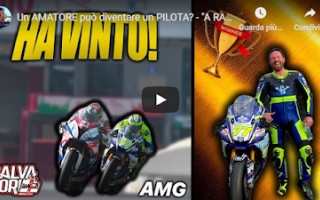 Motori: moto motori salvadori video pilota