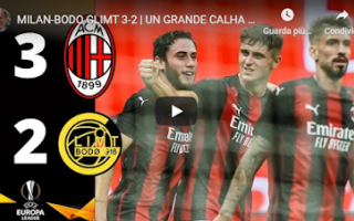 Europa League: milan video calcio europa pellegatti