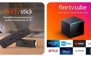 fire tv stick  fire tv cube  amazon