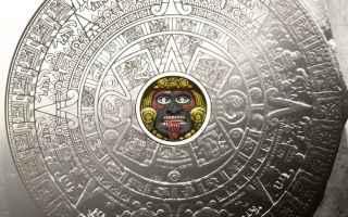 aztechi  piedra del sol  calendario