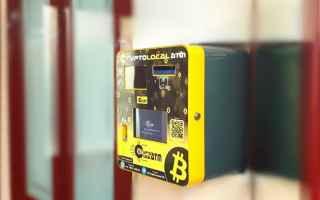 Genova: bitcoin atm  bitcoin  blockchain