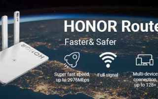 Tecnologie: honor router 3  honor  wi-fi 6 plus