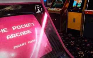 android sala giochi videogioco retrogame