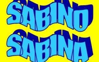 sabino  sabina  etimologia