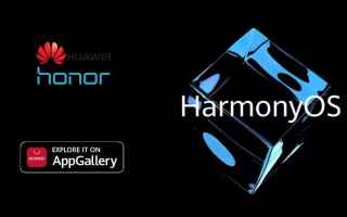 harmonyos  huawei  honor  android  ios