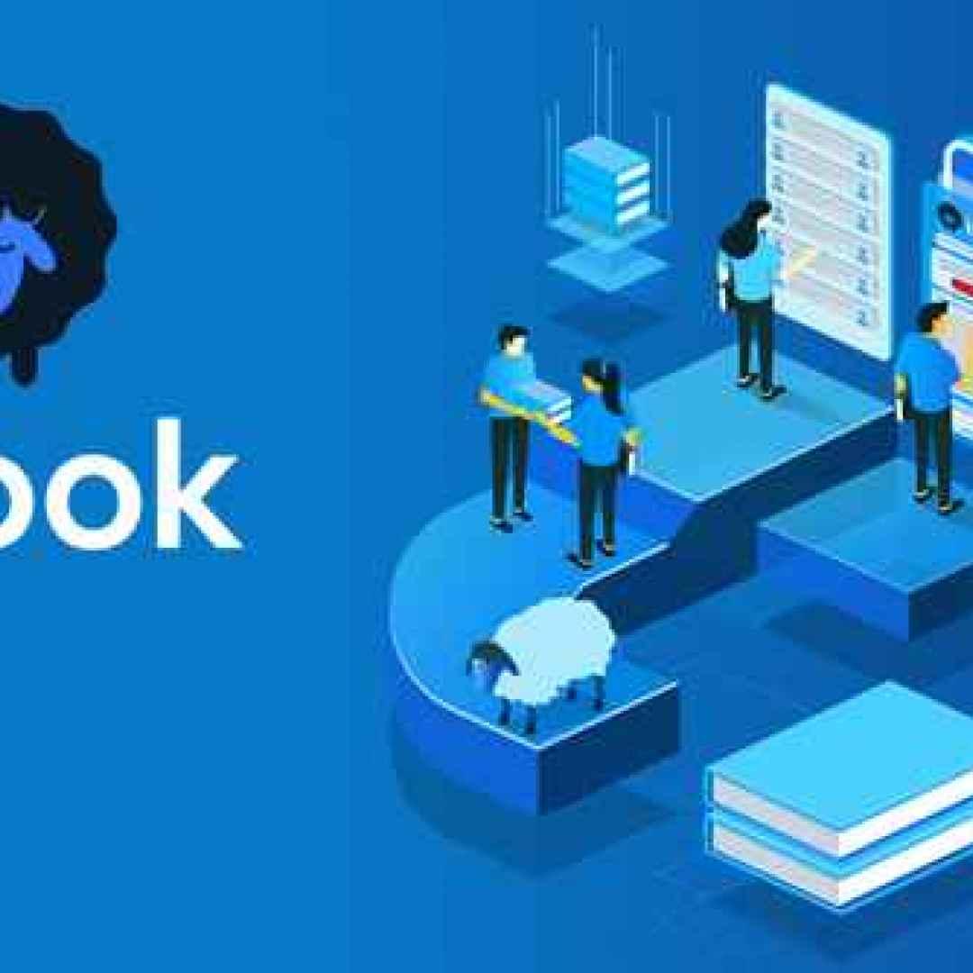 libri scuola studenti social app tech