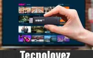 Internet: now tv codici errori  now tv