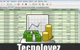 Software: gnucash programma contabilità