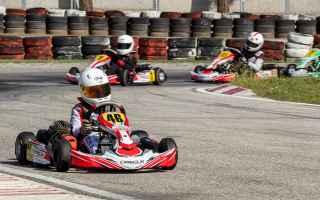 Motori: kart  emilia romagna  campione italiano