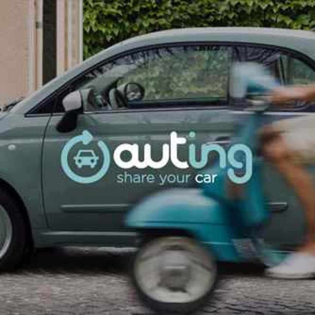 car sharing android iphone auto soldi