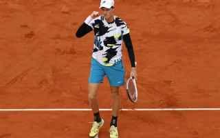 Tennis: nadal  sinner  roland garros