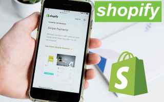 Internet: shopify  ecommerce  negozio online