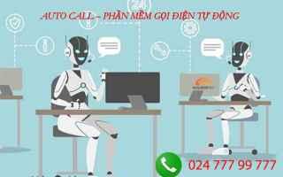 Siti Web: #autocall  #dichvuautocall  #phanmem