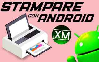 Android: stampante android app documenti