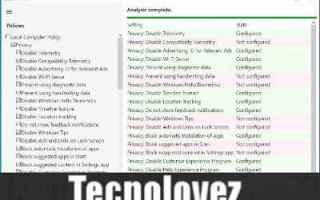 Computer: spydish  windows tracciamento