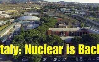 Ambiente: nucleare  fusione  clima  ambientalisti