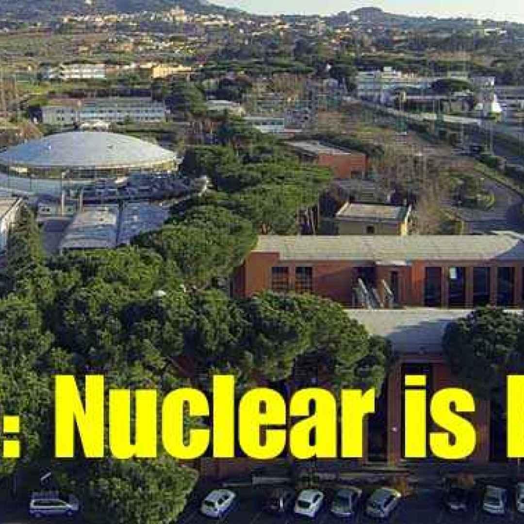 nucleare  fusione  clima  ambientalisti