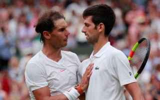 Tennis: djokovic nadal  roland garros