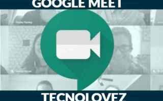 Google: google meet