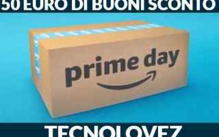 amazon prime day amazon buoni sconto