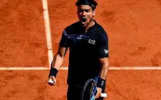 Tennis: fognini