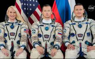 Astronomia: expedition 63  nasa  roscosmos