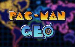 Mobile games: pacman android iphone videogioco arcade
