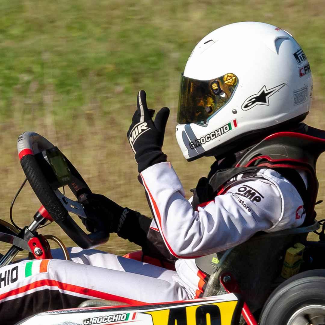 kart  emilia romagna  campione italiano