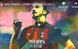 milano derby inter milan video calcio