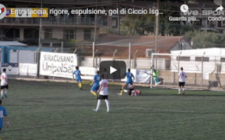 Serie minori: calcio amatori sicilia video sport