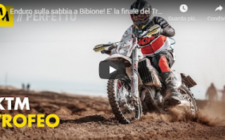 venezia bibione video enduro moto
