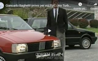 Motori: torino video fiat punto auto prova